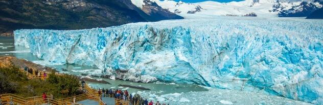 Ushuaia » El Calafate: Reino Mágico dos Glaciares