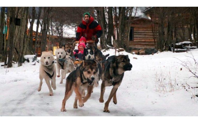 mini aventura e neve